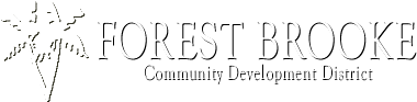 Forest Brooke Community Development District